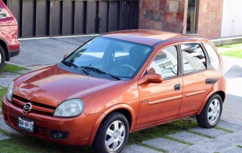 Quiero vender urgentemente mi auto Chevrolet Chevy 2005 muy bien estado