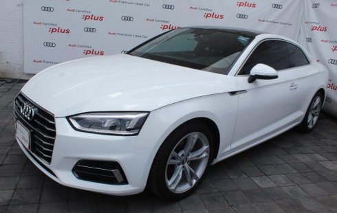 Audi A5 2018 en buen estado
