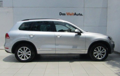 Volkswagen Touareg 2014 impecable