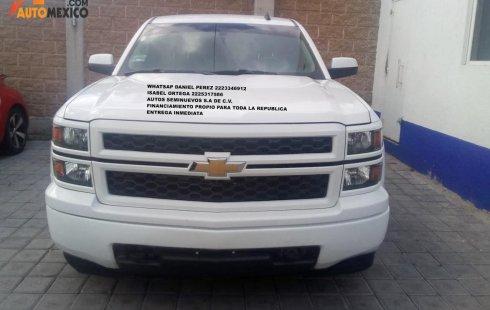 Bonita Silverado 2500 2014 Puebla