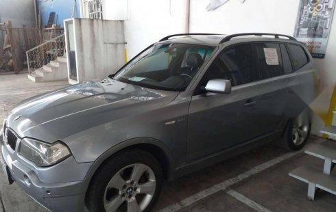 Pongo a la venta cuanto antes posible un BMW X3 en excelente condicción