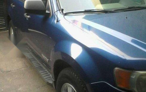 Se vende urgemente Ford Escape 2008 Automático en Zapopan