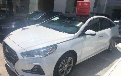 Se vende urgemente Hyundai Sonata 2018 Automático en Huixquilucan