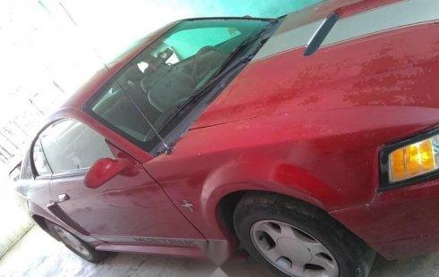 Quiero vender inmediatamente mi auto Ford Mustang 2000