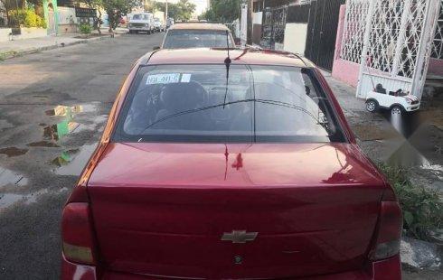Chevrolet Chevy impecable en Zapopan más barato imposible