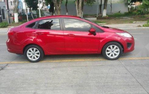 Vendo un Ford Fiesta en exelente estado