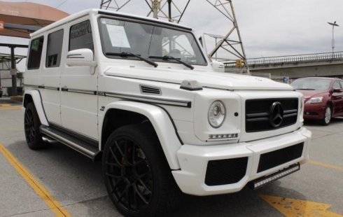 Vendo un Mercedes-Benz Clase G