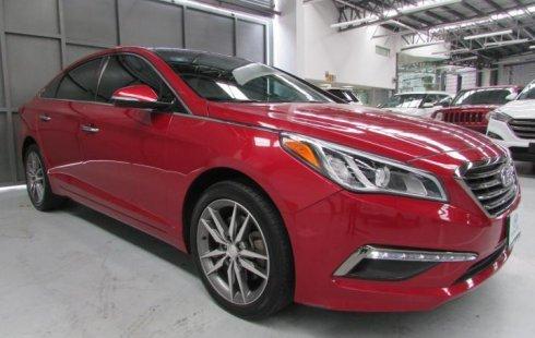 Hyundai Sonata 2017 barato