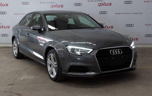 Un excelente Audi A3 2018 está en la venta