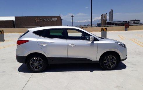 Hyundai ix35 2015 barato en Puebla