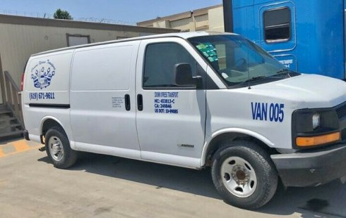 En venta carro Chevrolet Van 2011 en excelente estado