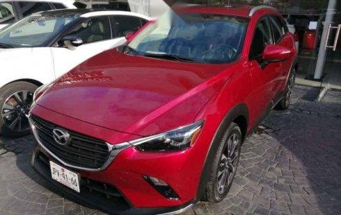 Un excelente Mazda CX-3 2019 está en la venta