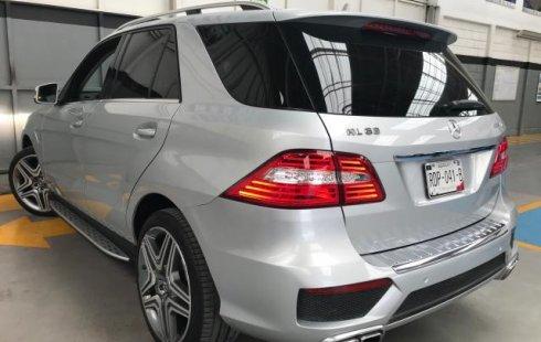 Urge!! Vendo excelente Mercedes-Benz Clase M 2015 Automático en en México State