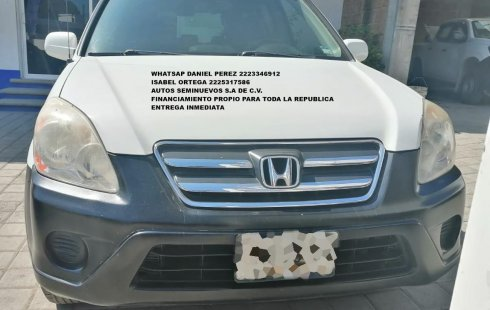 Impecable CR-V EX 2005 Puebla