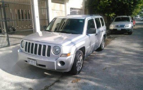 Un excelente Jeep Patriot 2008 está en la venta