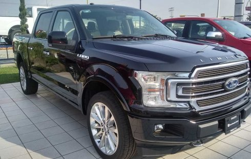 Ford Lobo 2019 impecable