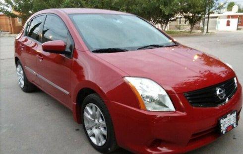 Tengo que vender mi querido Nissan Sentra 2011