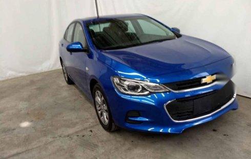 Se vende urgemente Chevrolet Cavalier 2019 Automático en Iztapalapa