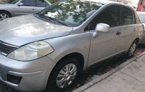 Auto usado Nissan Tiida 2007 a un precio increíblemente barato
