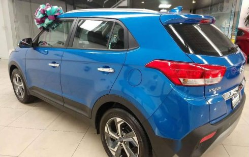 Hyundai Creta 2019 impecable
