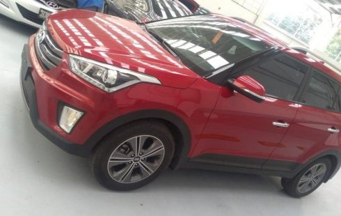 Pongo a la venta cuanto antes posible un Hyundai Creta en excelente condicción