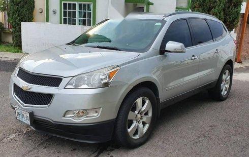 Se vende urgemente Chevrolet Traverse 2011 Automático en Tlaquepaque