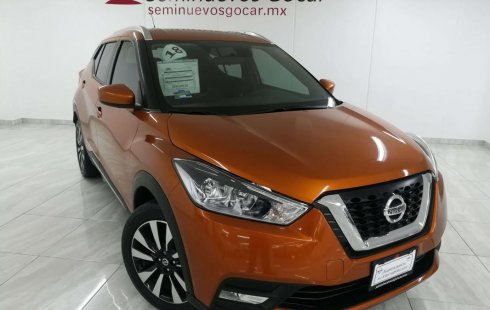 Coche impecable Nissan Kicks con precio asequible