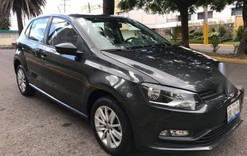 No te pierdas un excelente Volkswagen Polo 2017 Manual en Puebla