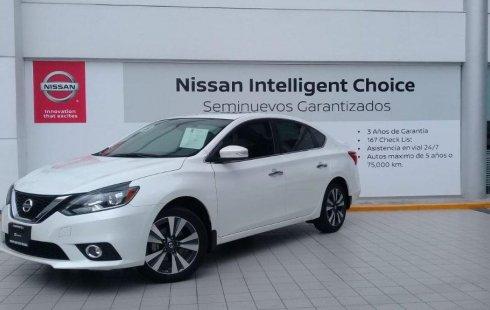 Nissan Sentra Automático