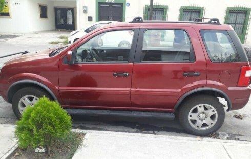 Ford EcoSport impecable en Nuevo León más barato imposible