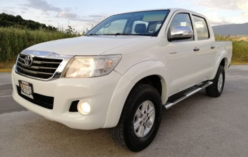 Toyota Hilux usado en Ixtapaluca