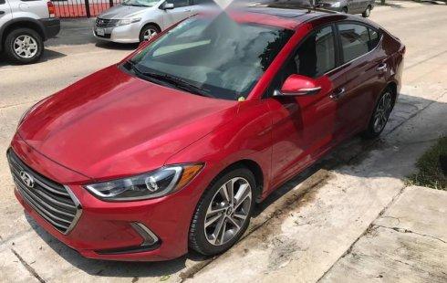 Quiero vender urgentemente mi auto Hyundai Elantra 2017 muy bien estado