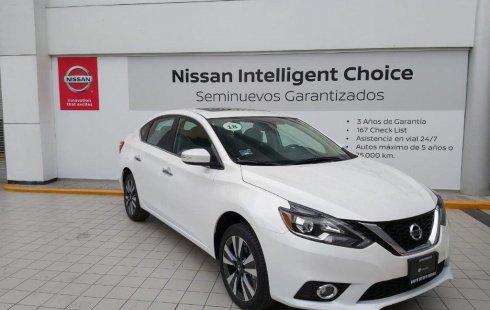 Tengo que vender mi querido Nissan Sentra 2018