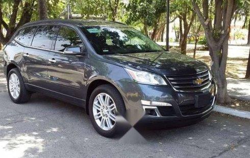 Chevrolet Traverse precio muy asequible