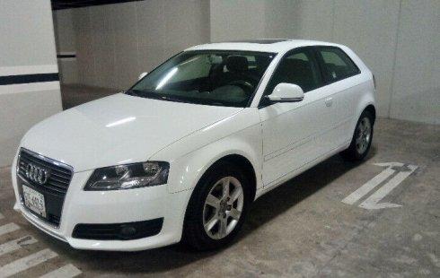 Vendo un carro Audi A3 2010 excelente, llámama para verlo