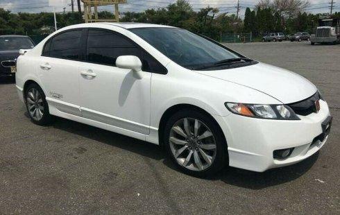 Quiero vender inmediatamente mi auto Honda Civic 2011 muy bien cuidado