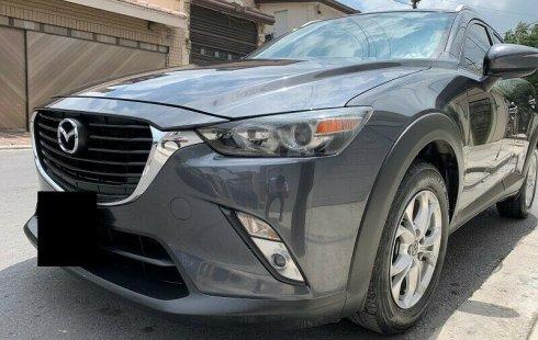 Carro Mazda CX-3 2017 en buen estadode único propietario en excelente estado