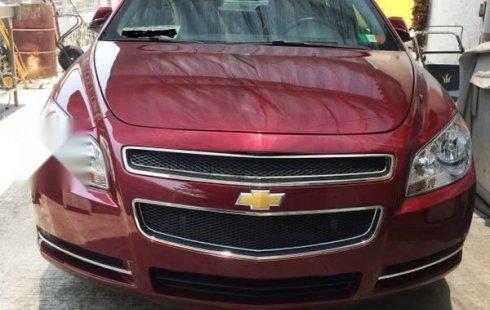 Quiero vender cuanto antes posible un Chevrolet Malibu 2010
