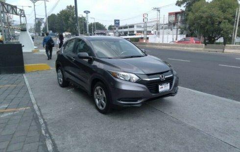 Urge!! Vendo excelente Honda HR-V 2017 Manual en en Ciudad de México