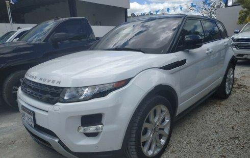 Land Rover Range Rover impecable en Yucatán