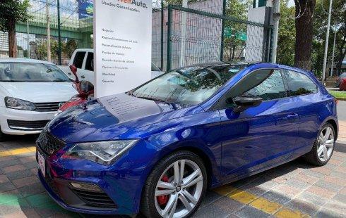 Seat León Cupra precio muy asequible