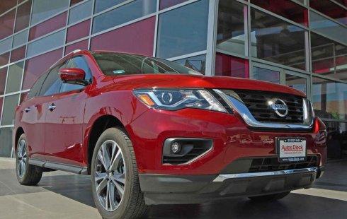 Nissan Pathfinder impecable en Monterrey más barato imposible