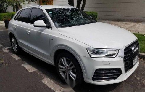 Quiero vender urgentemente mi auto Audi Q3 2016 muy bien estado