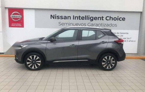Tengo que vender mi querido Nissan Kicks 2018