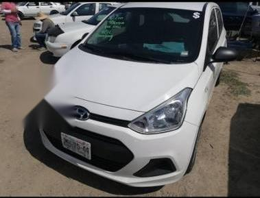 Hyundai Grand i10  2016 impecable