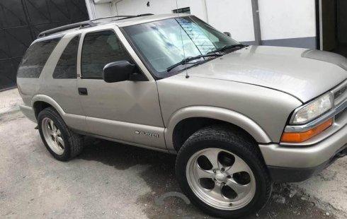 Quiero vender cuanto antes posible un Chevrolet Blazer 1999