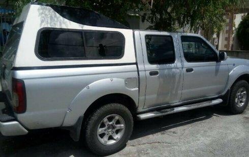 Un carro Nissan Frontier 2008 en Quintana Roo