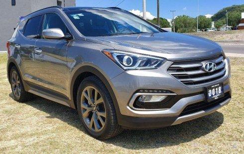 Hyundai Santa Fe precio muy asequible