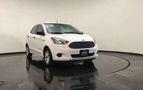 Un Ford Figo 2017 impecable te está esperando