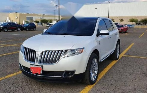 Auto usado Lincoln MKX 2013 a un precio increíblemente barato